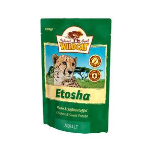 Wildcat Etosha Adult - Maaltijdzakjes - 14 x 100 g