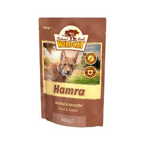 Wildcat Hamra Adult - Maaltijdzakjes - 7 x 100 g