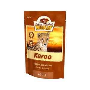 Wildcat Karoo Adult - Maaltijdzakjes - 14 x 100 g