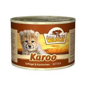 Wildcat Karoo Kitten Wet - 12 x 200 g