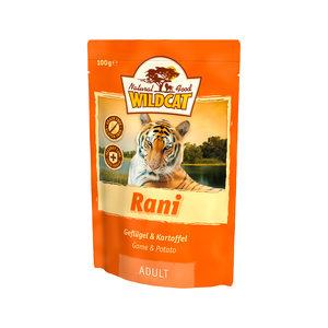 Wildcat Rani Adult - Maaltijdzakjes - 14 x 100 g