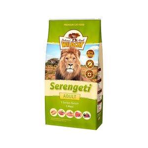 Wildcat Serengeti Adult - 3 kg