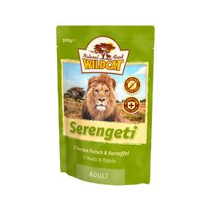 Wildcat Serengeti Adult - Maaltijdzakjes - 7 x 100 g