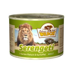 Wildcat Serengeti Adult Wet - 12 x 200 g