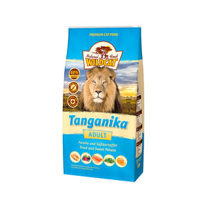 Wildcat Tanganika Adult - 500 g