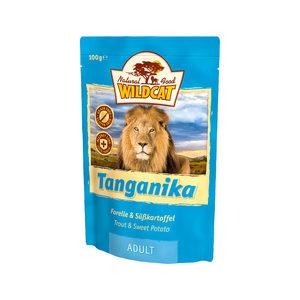 Wildcat Tanganika Adult - Maaltijdzakjes - 14 x 100 g