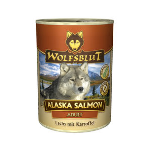 Wolfsblut Alaska Salmon Adult Wet - 6 x 800 g