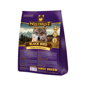 Wolfsblut Black Bird Large Breed - 2 kg