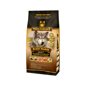 Wolfsblut Black Marsh Adult - 15 kg