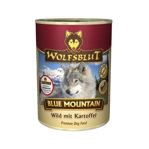 Wolfsblut Blue Mountain Adult Wet - 24 x 200 g
