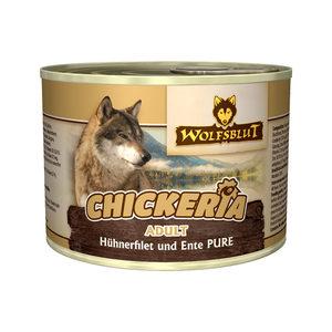 Wolfsblut Chickeria Adult Wet - Kipfilet & Eend - 3 x 190 g