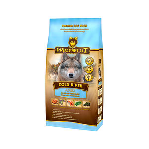 Wolfsblut Cold River Adult - 15 kg