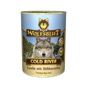 Wolfsblut Cold River Adult Wet - 24 x 200 g