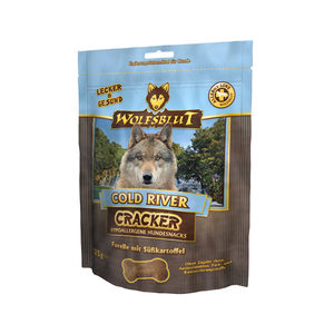 Wolfsblut Cold River Cracker - 6 x 225 g
