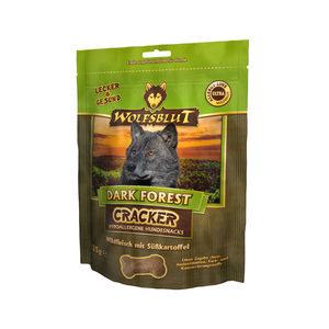 Wolfsblut Dark Forest Cracker – 6 x 225 g