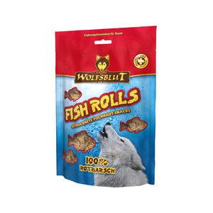 Wolfsblut Fish Cookies – Roodbaars – 6 x 100 g