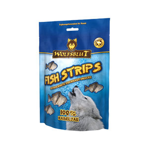 Wolfsblut Fish Strips – 6 x 100 g