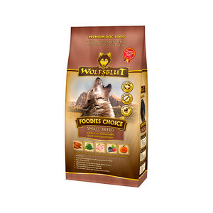 Wolfsblut Foodies Choice Small Breed - 15 kg