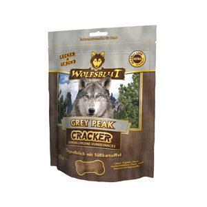 Wolfsblut Grey Peak Cracker – 6 x 225 g