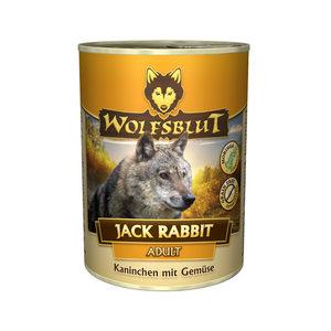 Wolfsblut Jack Rabbit Adult Wet - 12 x 395 g