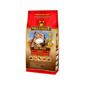 Wolfsblut Red Rock Adult - 500 g