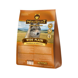 Wolfsblut Wide Plain Active Adult - 500 g