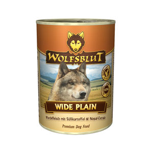 Wolfsblut Wide Plain Adult Wet – 12 x 395 g