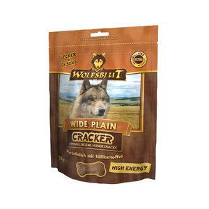 Wolfsblut Wide Plain High Energy Cracker – 6 x 225 g