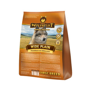 Wolfsblut Wide Plain Large Breed - 15 kg