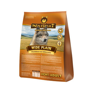 Wolfsblut Wide Plain Light Adult - 15 kg