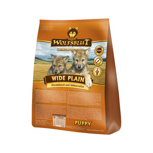 Wolfsblut Wide Plain Puppy - 2 kg