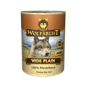Wolfsblut Wide Plain Pure Adult Wet - 12 x 395 g