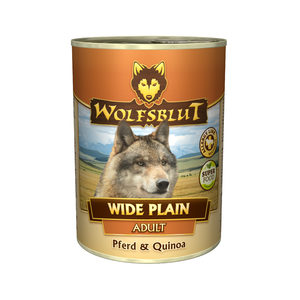 Wolfsblut Wide Plain Quinoa Adult Wet - 24 x 200 g