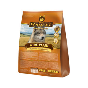Wolfsblut Wide Plain Small Breed - 15 kg