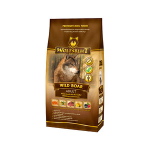 Wolfsblut Wild Boar Adult - 15 kg