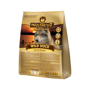 Wolfsblut Wild Duck Large Breed - 15 kg