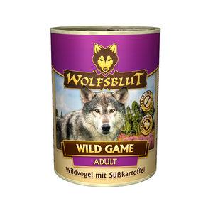 Wolfsblut Wild Game Adult Wet - 12 x 395 g
