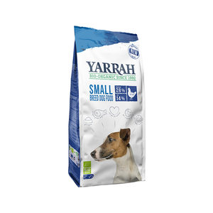Yarrah - Dog Food Small Breed with Chicken Bio 2 kg