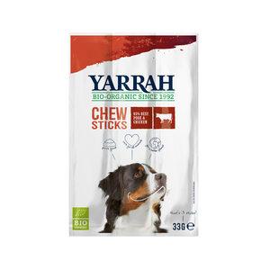 Yarrah - Hondensnack Chew Stick met Rund - 5 x 33 g