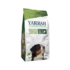 Yarrah 500 gr dog vegetarische koekjes